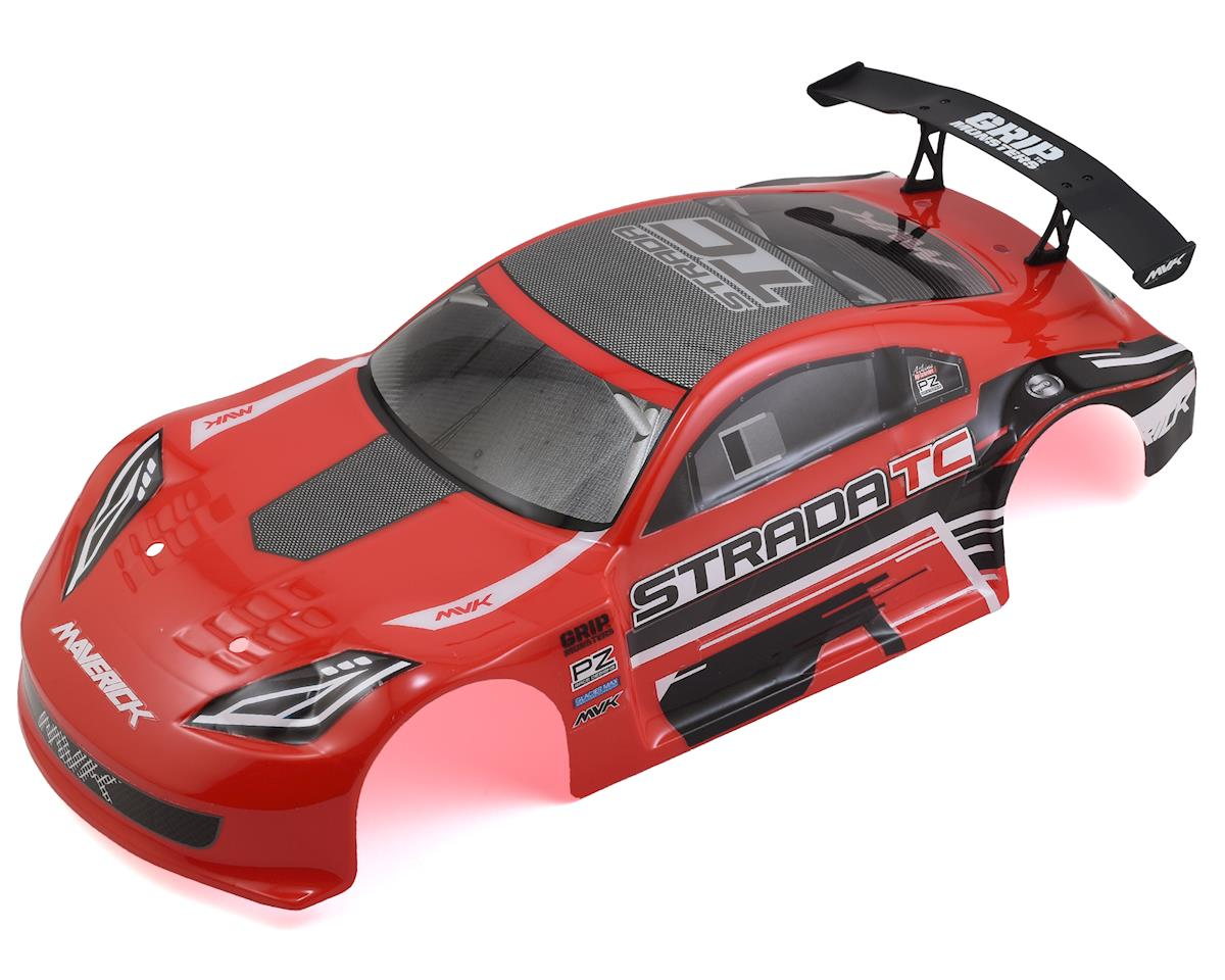 Maverick Strada TC Painted Touring Car Body (Red)