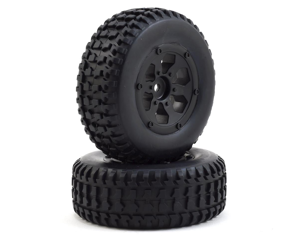 Maverick Strada DT SC/DT Pre-Mounted Wheel & Tire Set (2)