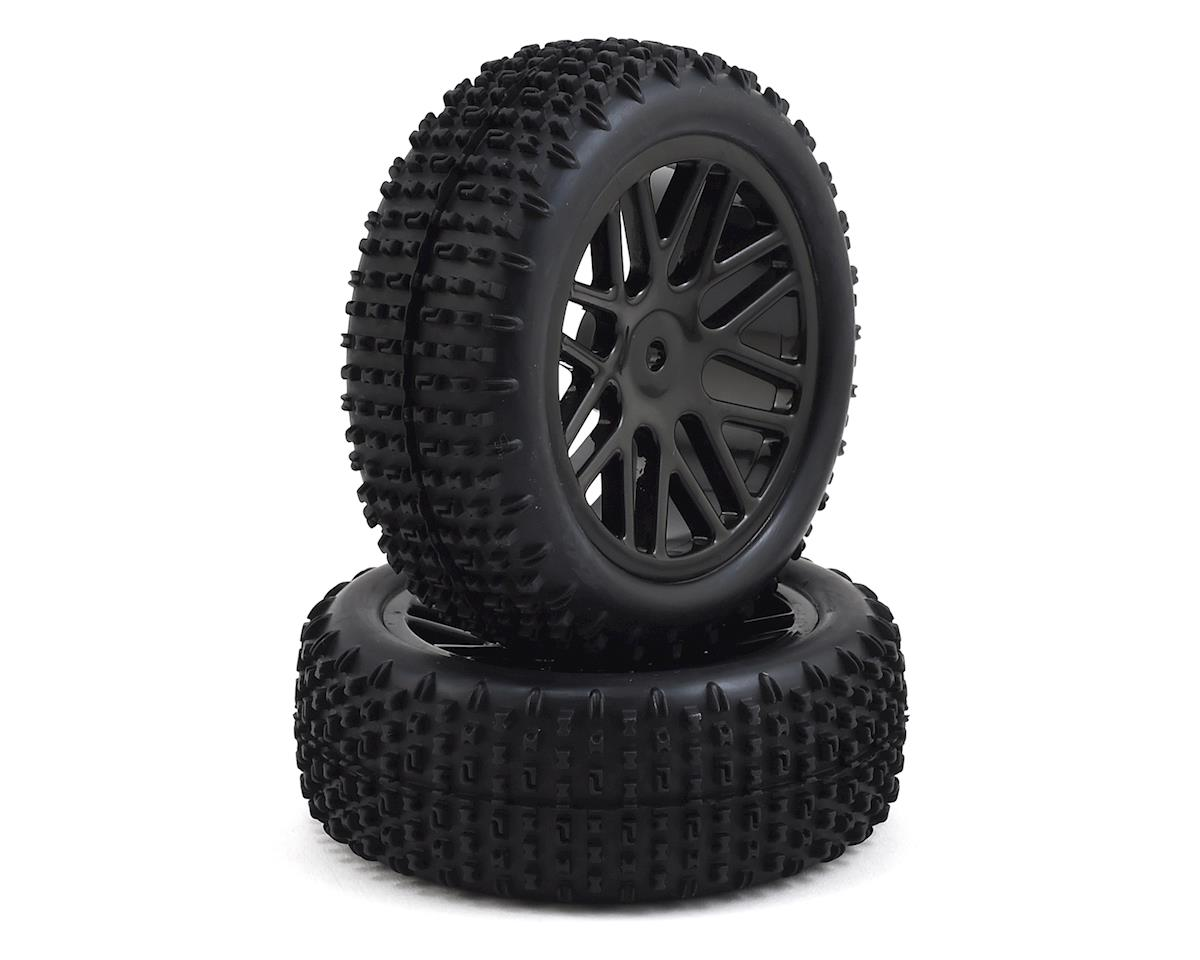 Maverick Strada XB Pre-Mounted Front Wheel & Tire Set (2)