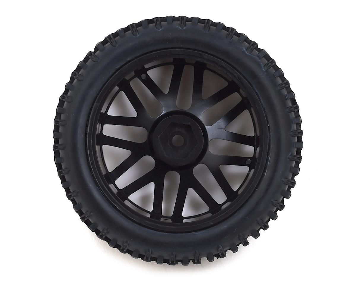 Maverick Strada XB Pre-Mounted Front Wheel & Tire Set (2)