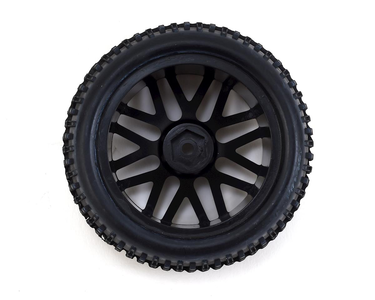 Maverick Strada XB Pre-Mounted Rear Wheel & Tire Set (2)