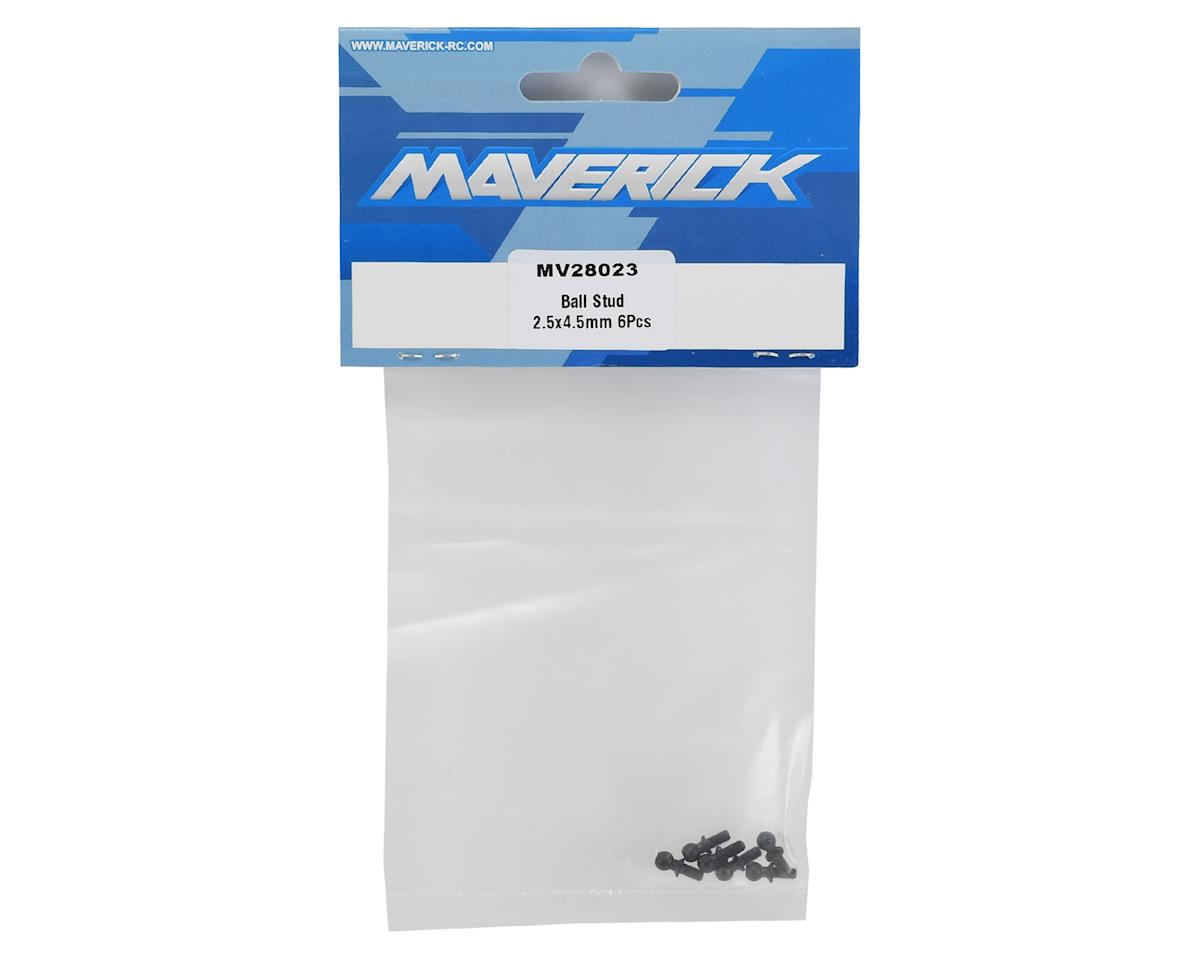 Maverick 2.5x4.5mm Ball Stud (6)