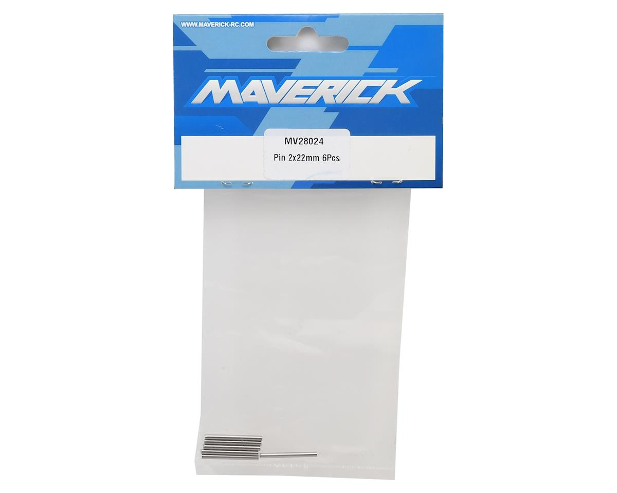 Maverick 2x22mm ION Pin (6)