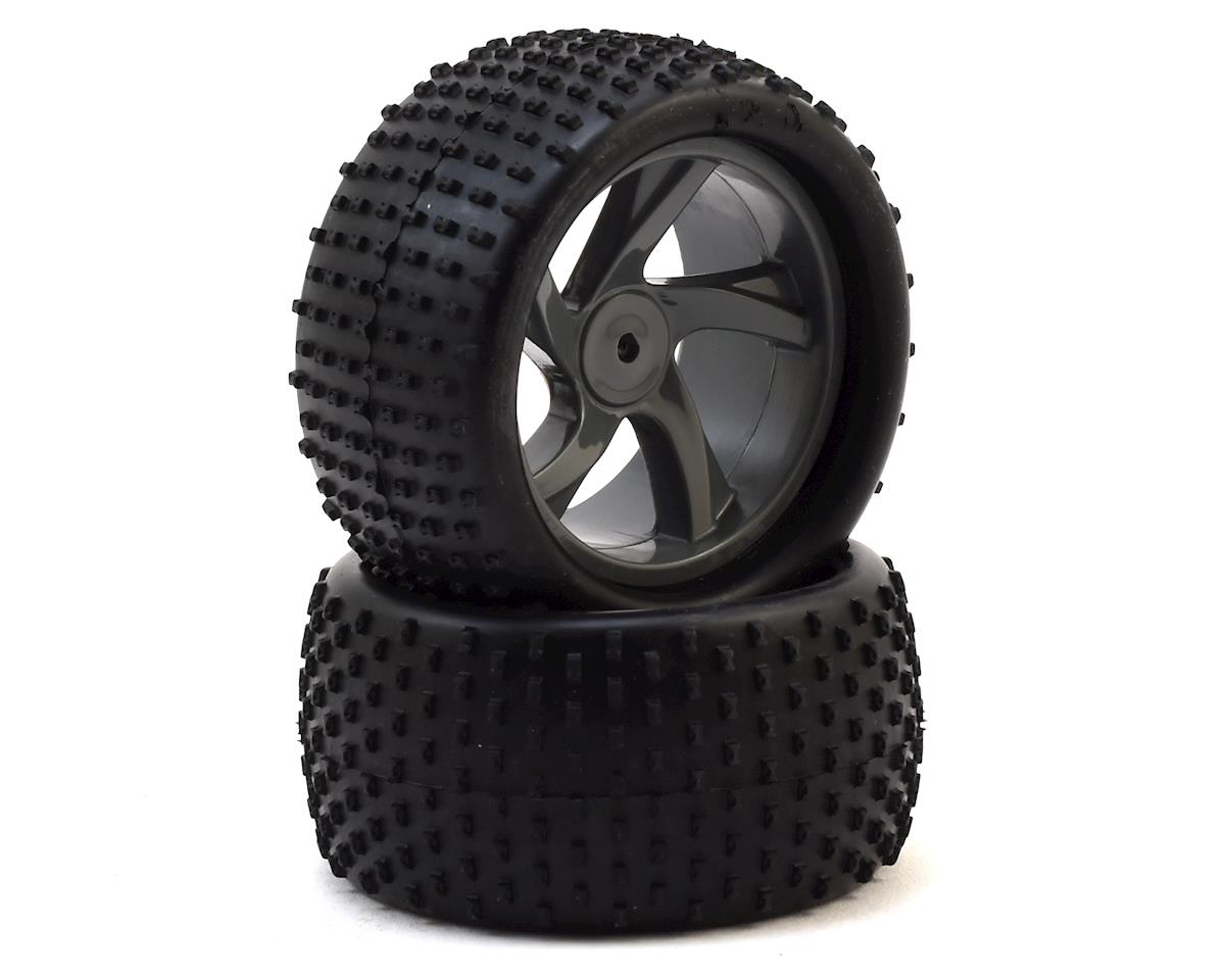 Maverick ION XT Pre-Mounted 1/18 Truggy Tires (2)