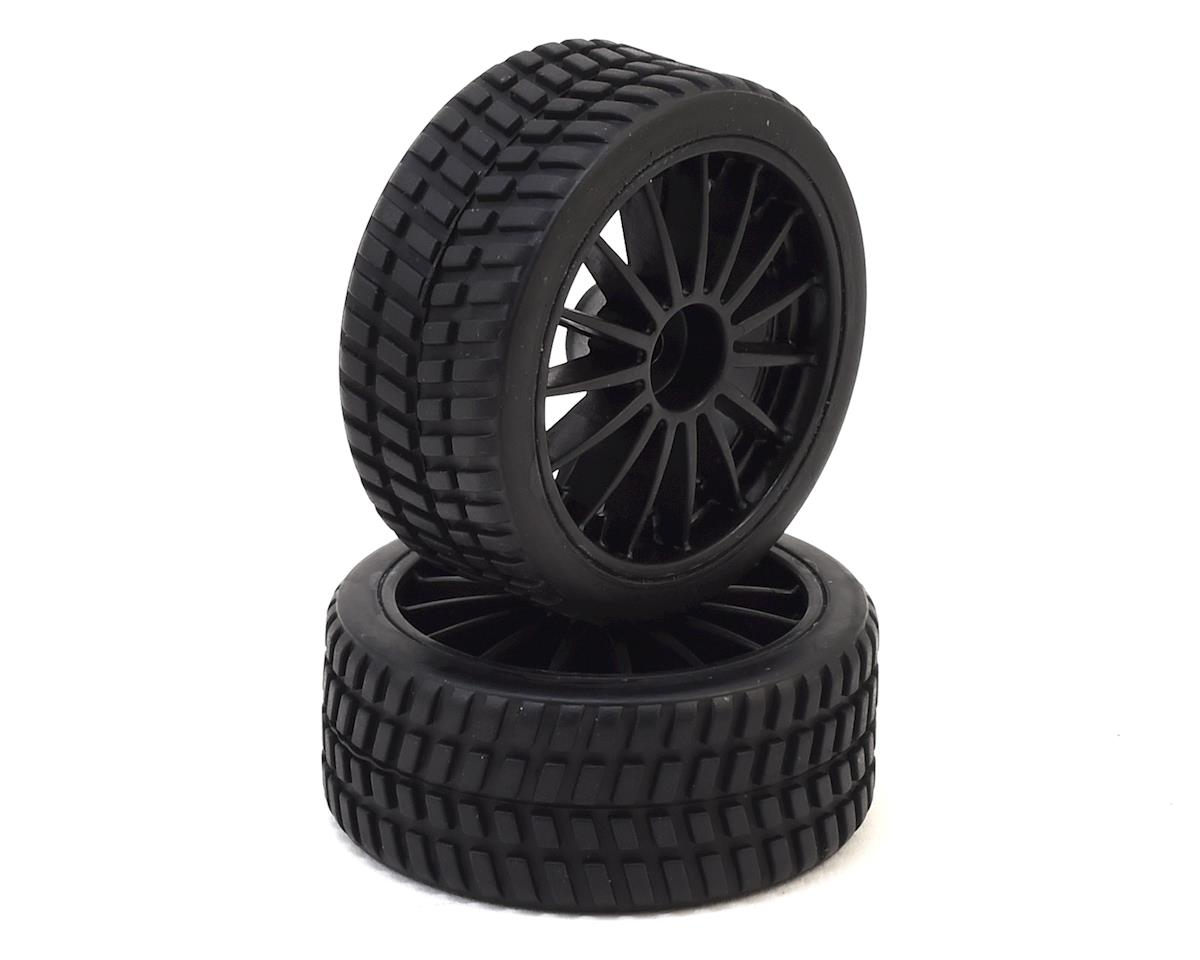 ION RX Pre-Mounted Rally Tires (Black) by Maverick