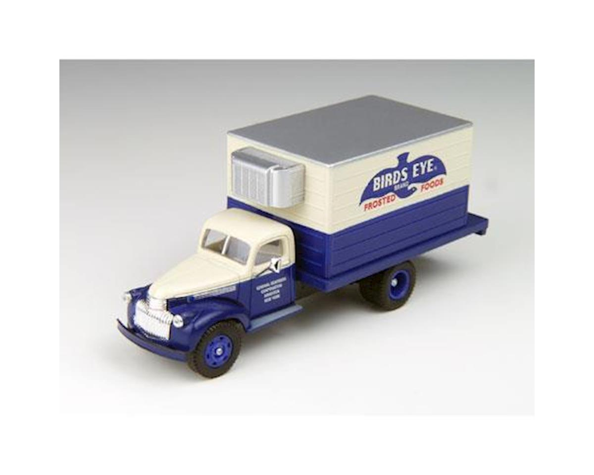 HO 1491-1946 Chevy Box Truck, Bird's Eye
