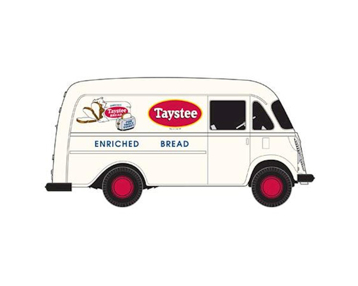 Classic Metal Works HO IH Metro Delivery Van, Taystee Bread
