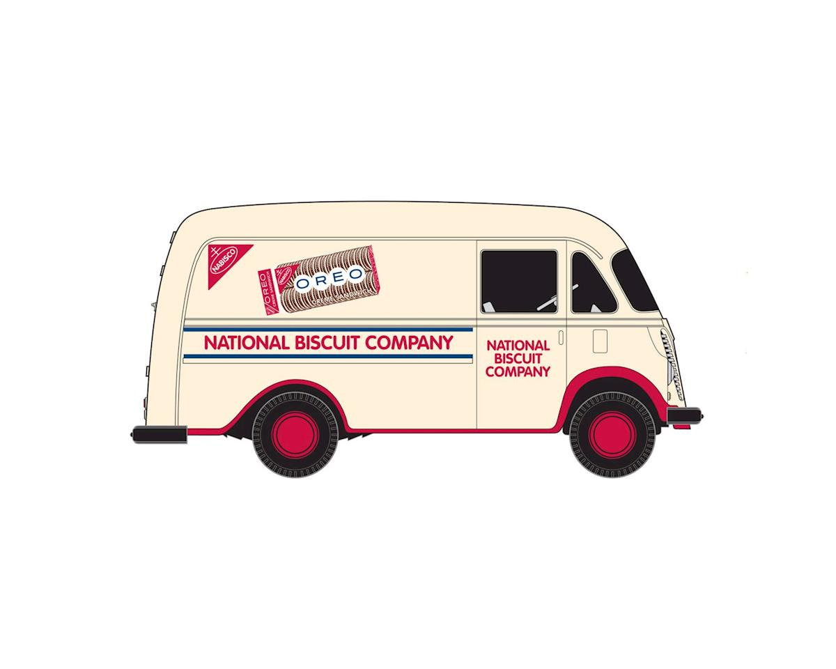 Classic Metal Works HO IH Metro Delivery Van, Nabisco