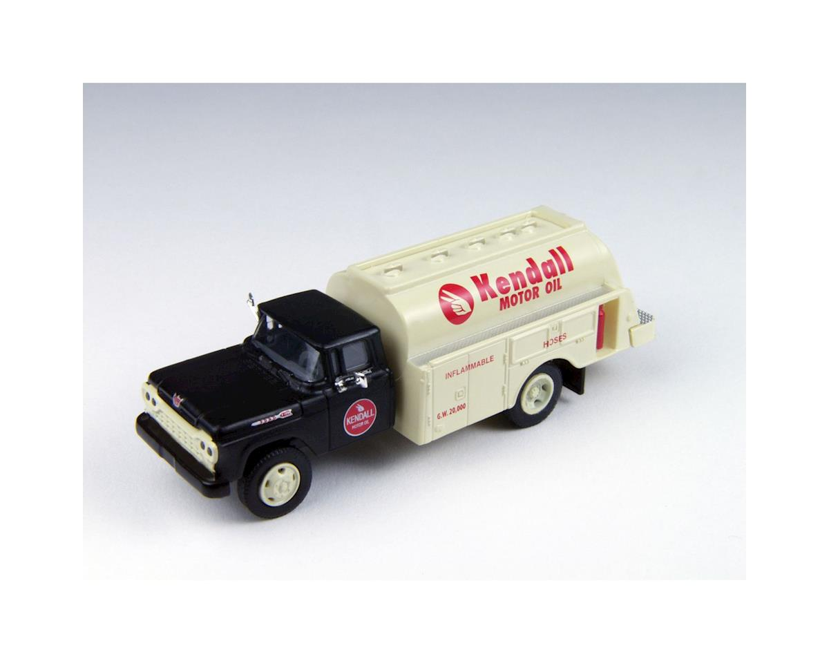 Classic Metal Works HO 1960 Ford F-500 Tank Truck, Kendall Oil