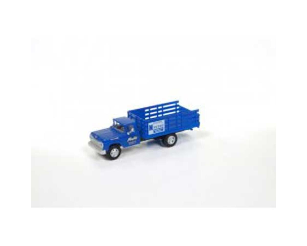 Classic Metal Works HO 1960 Ford Stake Bed Truck, Maytag Washers