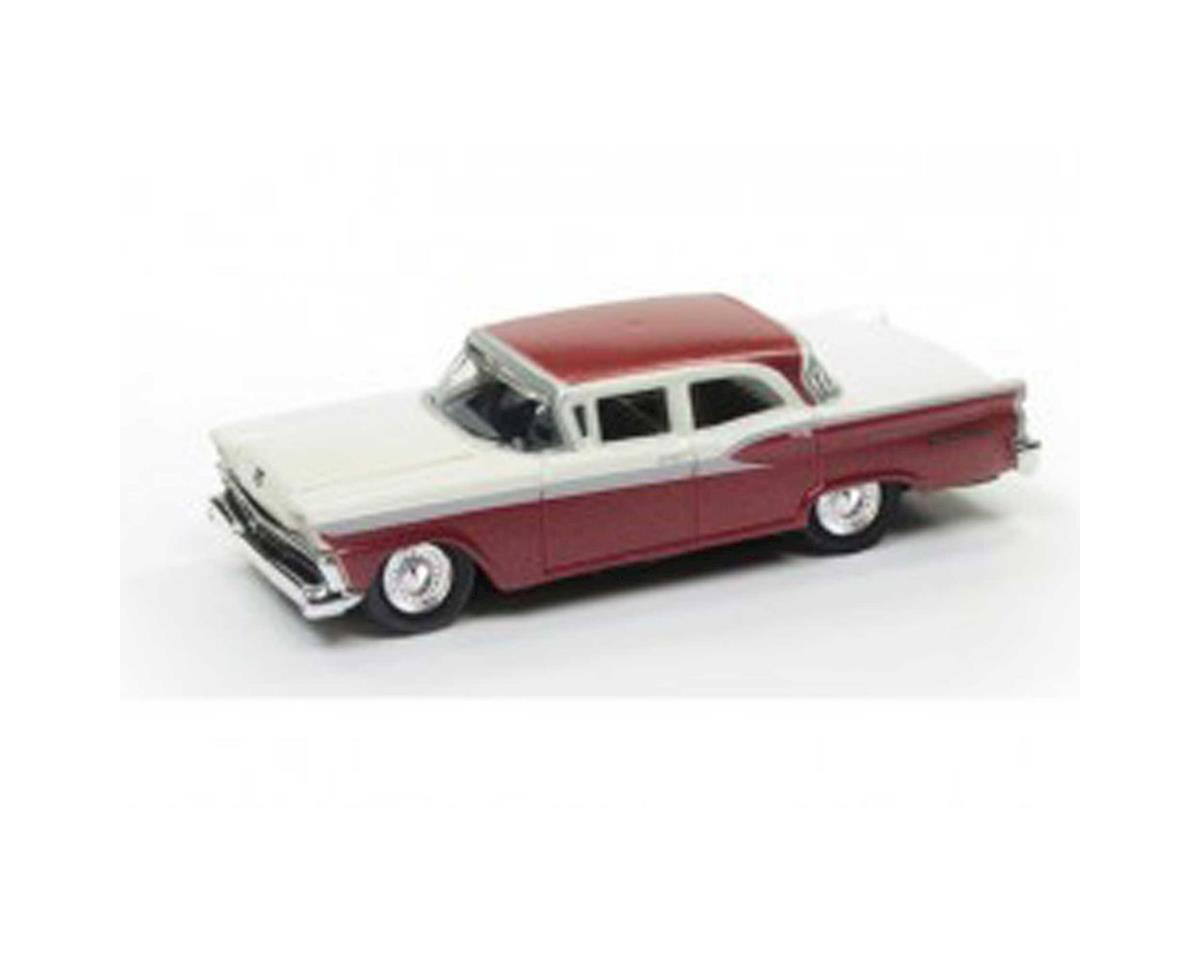 Classic Metal Works HO 1959 Ford Fairlane, Brandywine Red