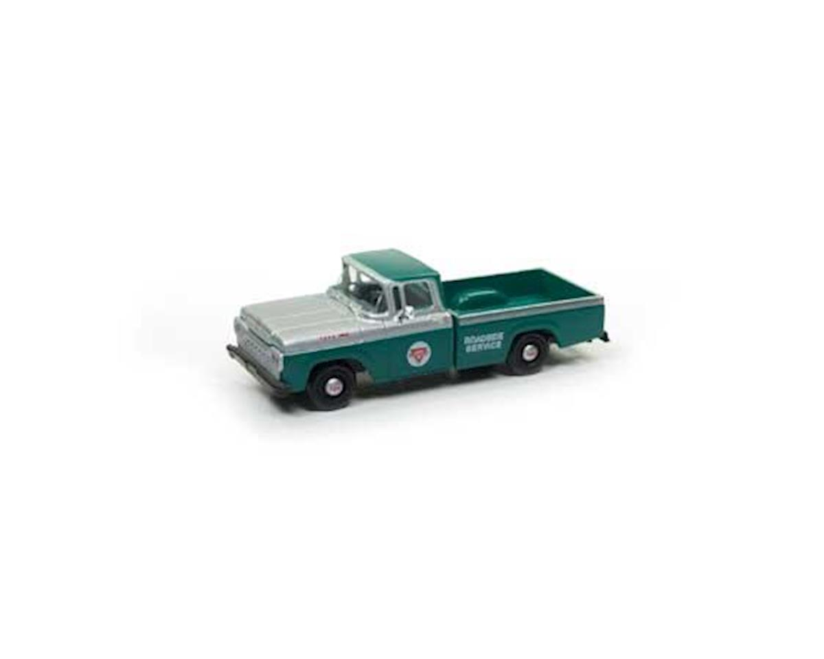 HO 1960 Ford F-100 Pickup, CONOCO by Classic Metal Works
