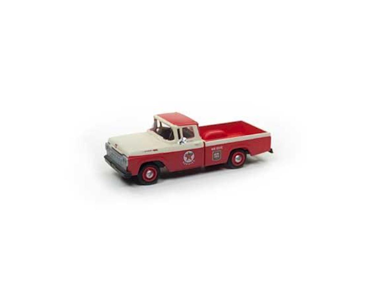 Classic Metal Works HO 1960 Ford F-100 Pickup, Texaco Service