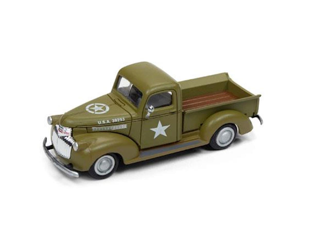 Classic Metal Works HO 1941-1946 Chevrolet Pickup, USARM