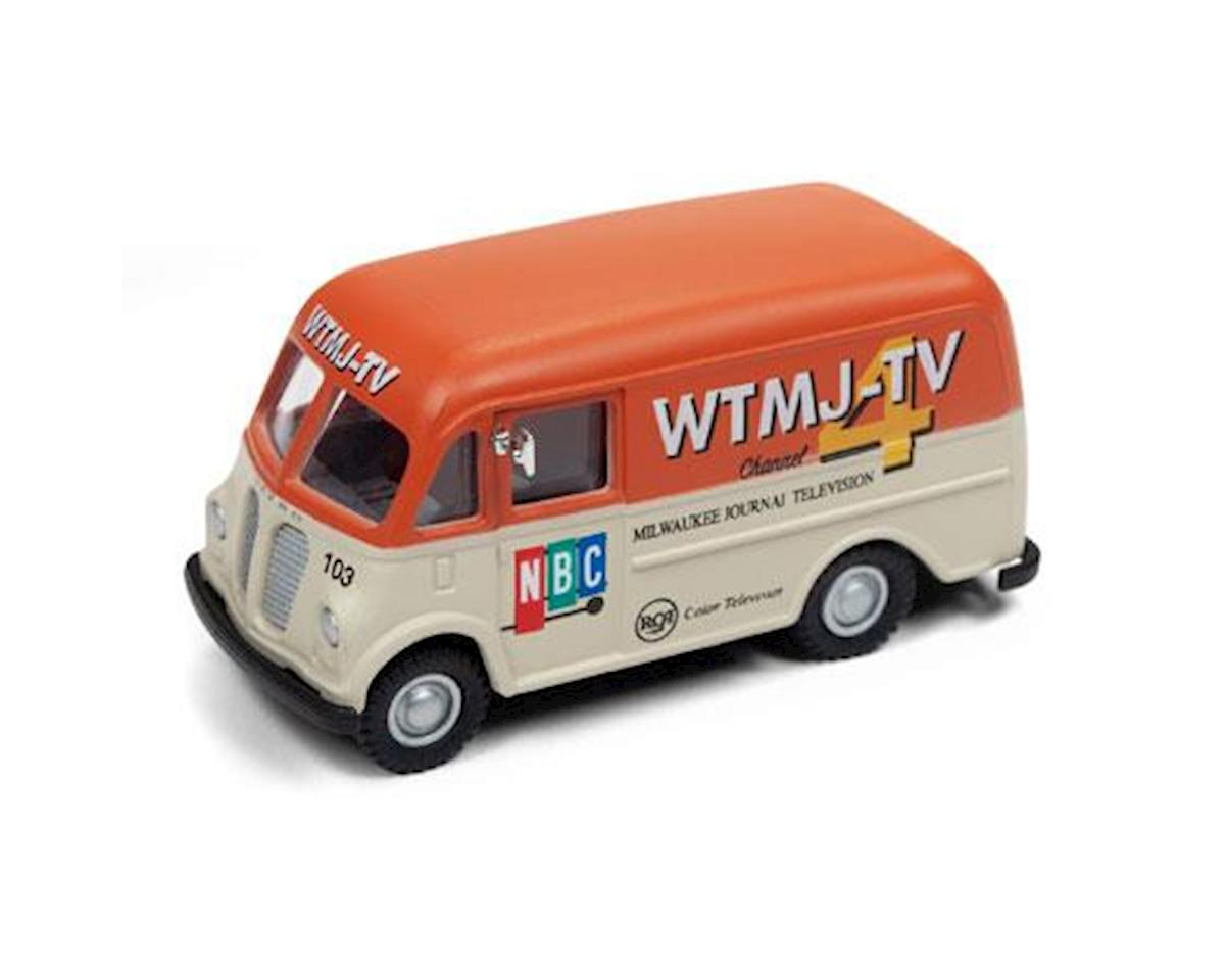 Classic Metal Works HO IH Metro Delivery Van, NBC Radio Broadcast