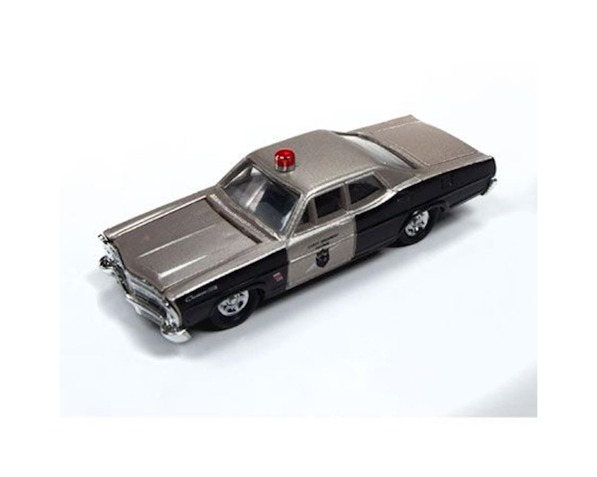 Classic Metal Works HO 1967 Ford State Highway Patrol Car