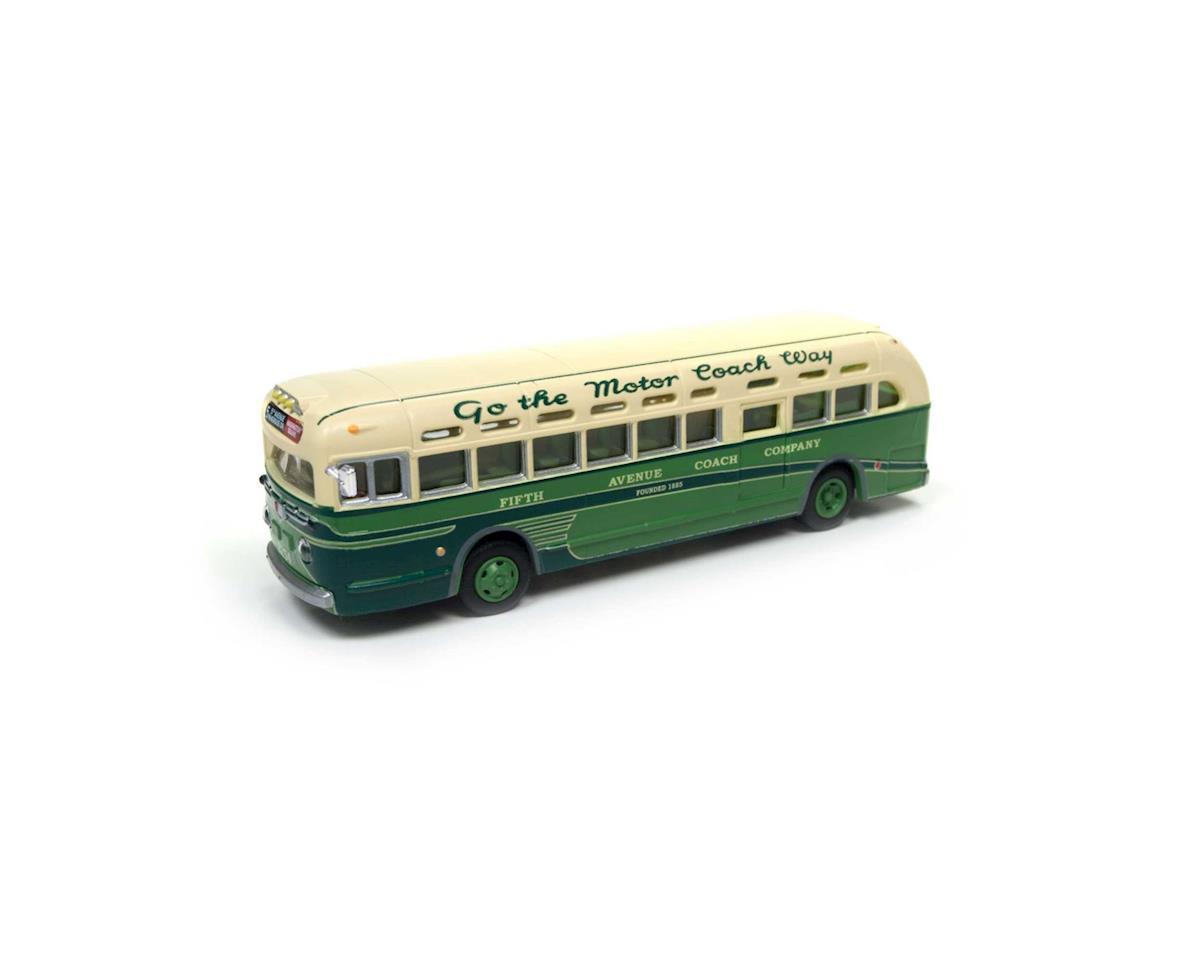 HO GMC TDH 3610 Bus, NYC/72nd Cross Town Bus
