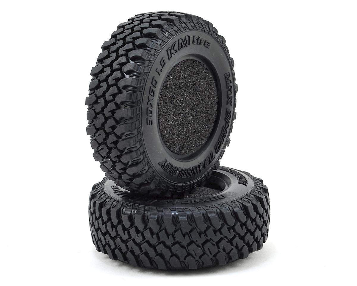 "KM 1.9"" Crawler Tire (2) by MST"