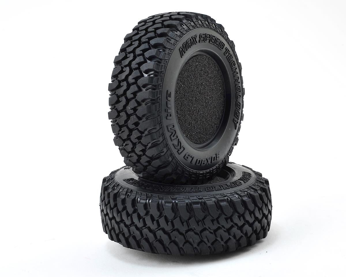 "KM 1.9"" Crawler Tire (Soft-30°) (2) by MST"