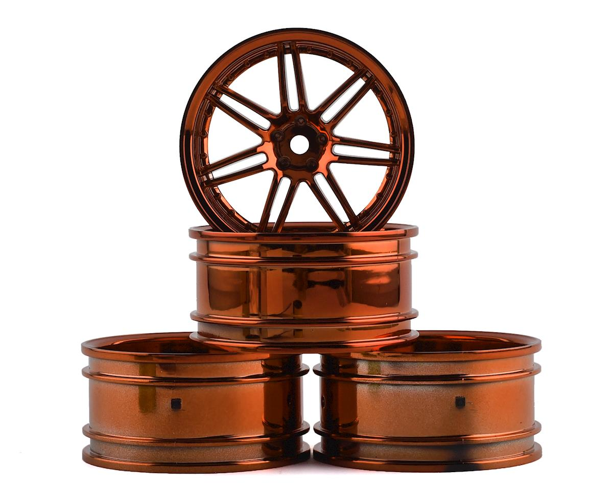 MST X603 Wheel Set (Copper) (4) (+11 Offset)