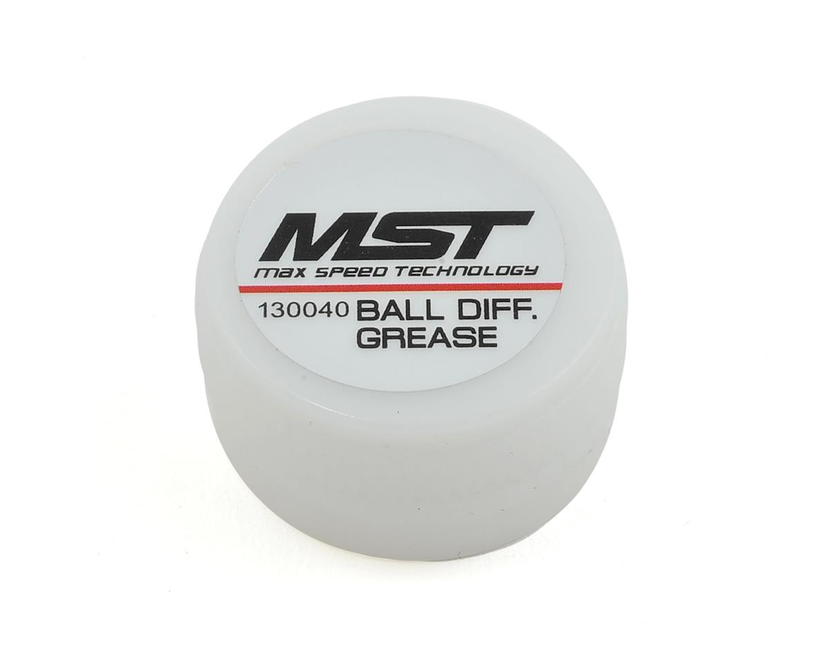 MST Ball Differential Grease