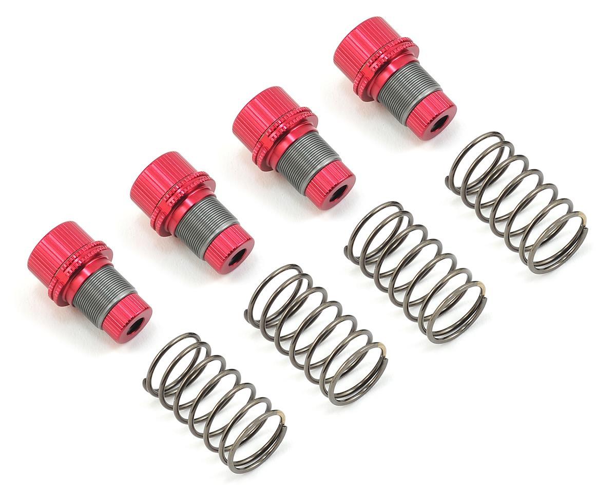 MST FXX-D Aluminum Damper Set (Red) (4)