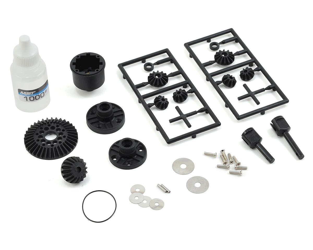 MST FXX-D Reinforced Bevel Differential Assembly