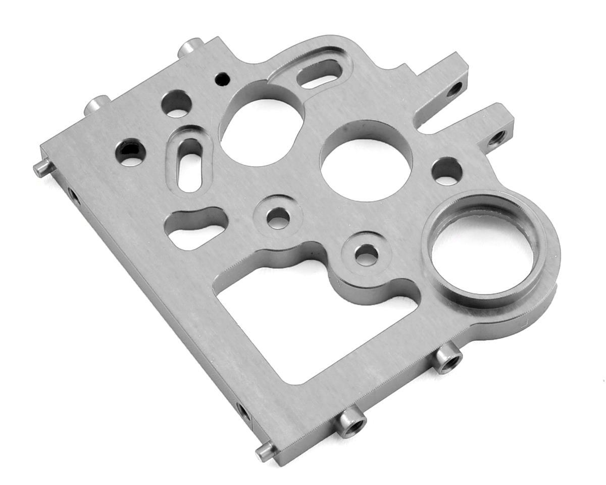 MST FXX-D Aluminum Reducer Mount (Silver)