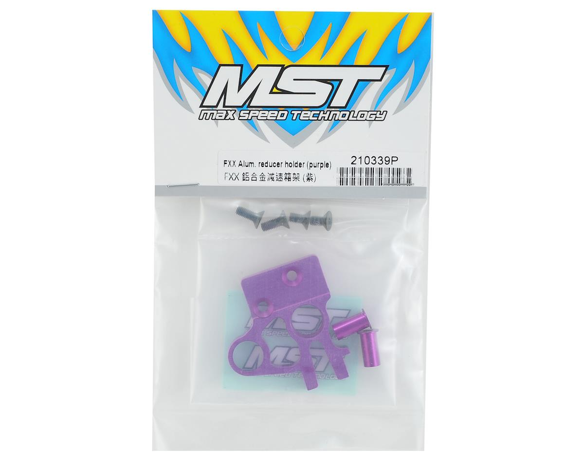 MST FXX-D Aluminum Reducer Holder (Purple)