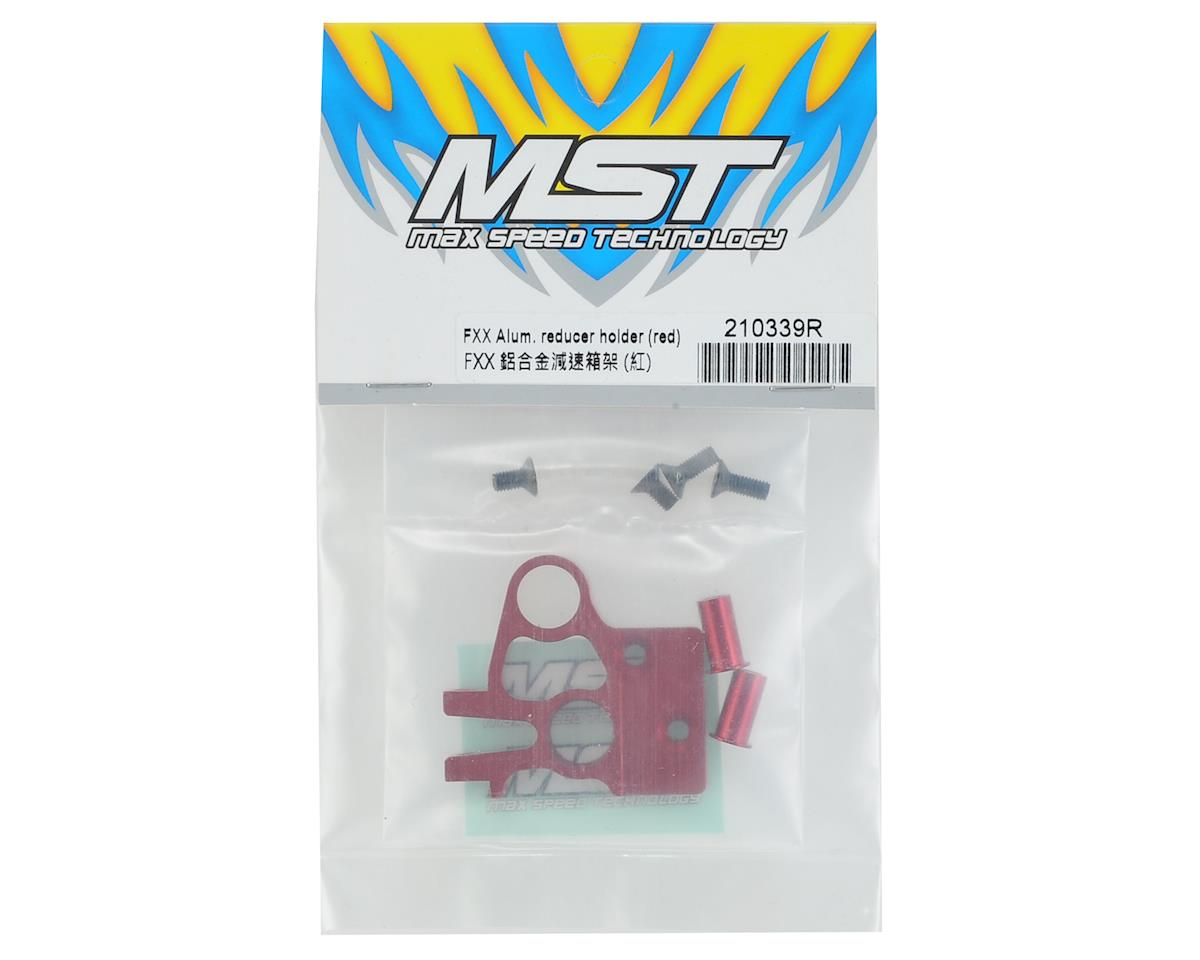 MST FXX-D Aluminum Reducer Holder (Red)