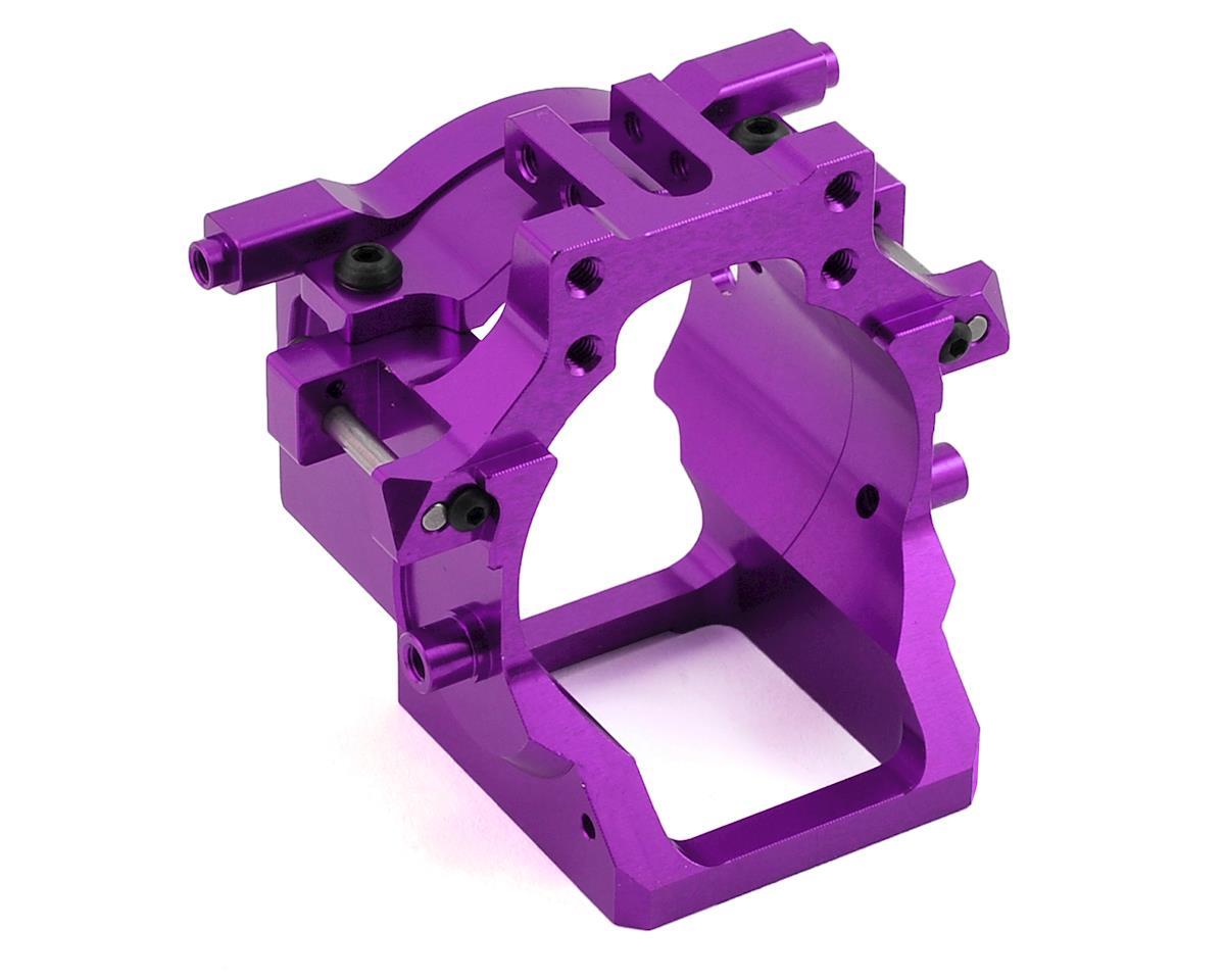 MST FXX-D Aluminum Motor Mount Set (Purple)