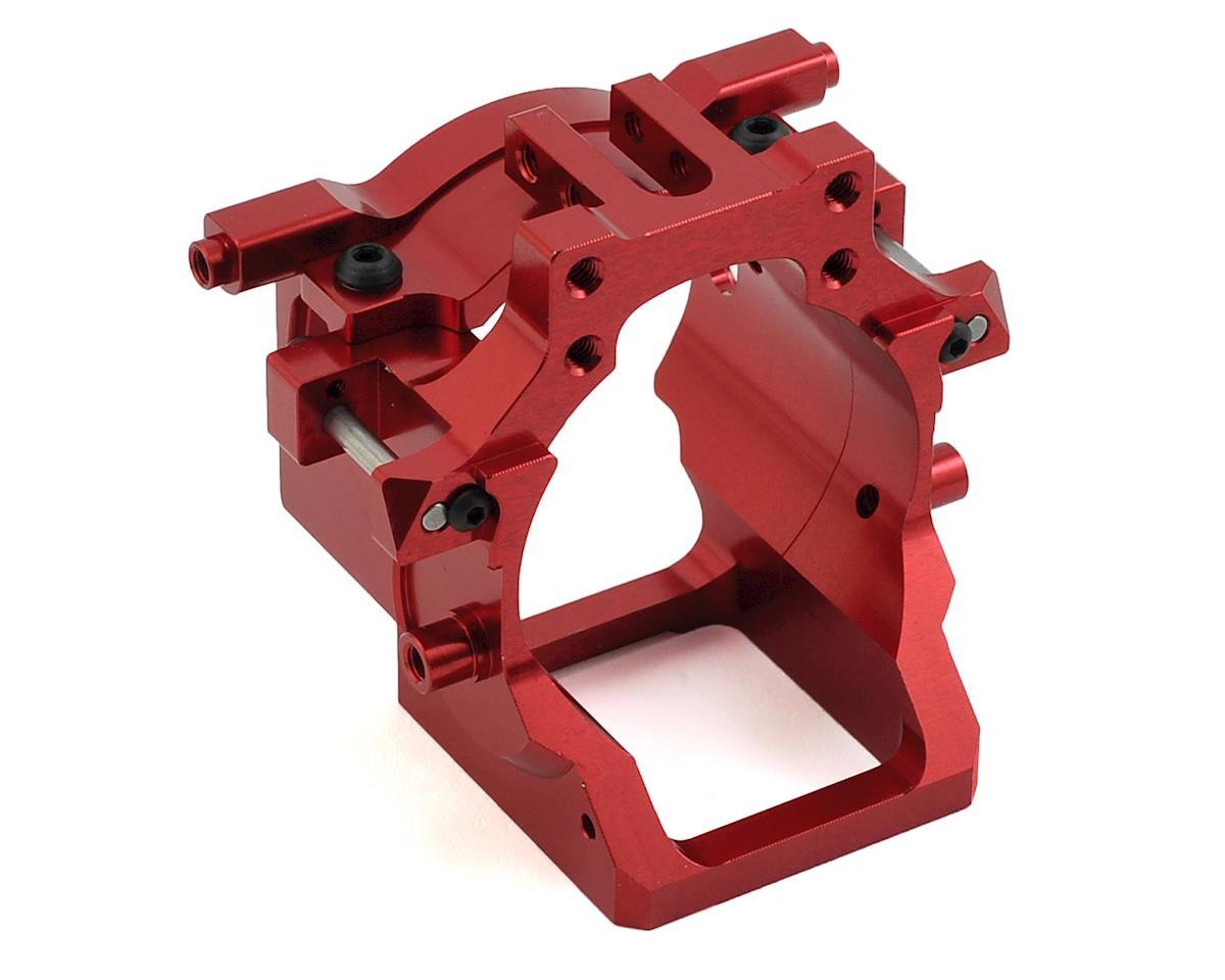 MST FXX-D Aluminum Motor Mount Set (Red)