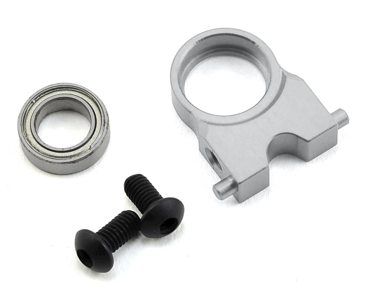 MST FXX-D Aluminum Bearing Holder (Silver)