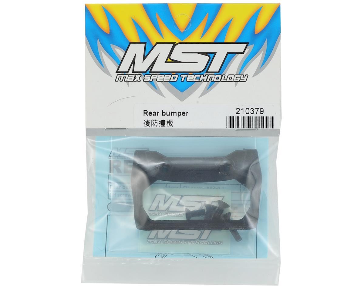 MST RMX 2.0 S Rear Bumper