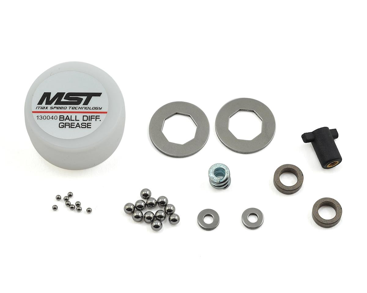 MST FXX-D Ball Differential Set