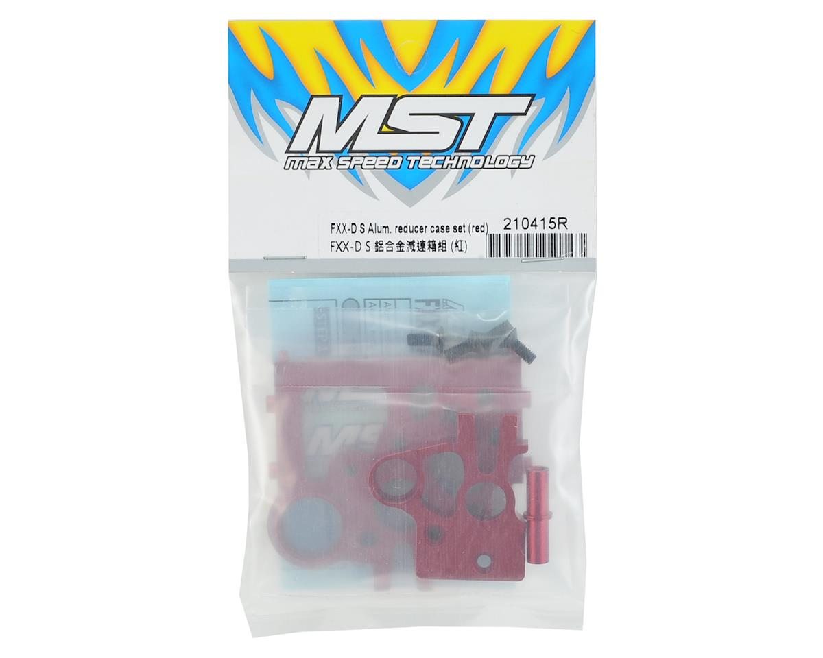 MST FXX-D Aluminum Reducer Case Set (Red)