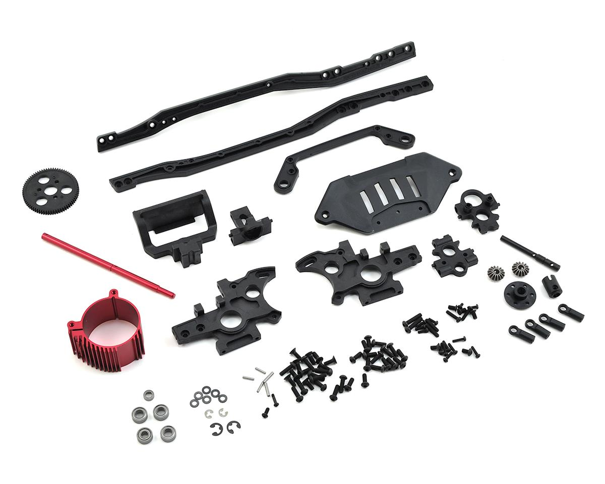 MST FXX-D S 2WD Lateral Motor Kit (Red)
