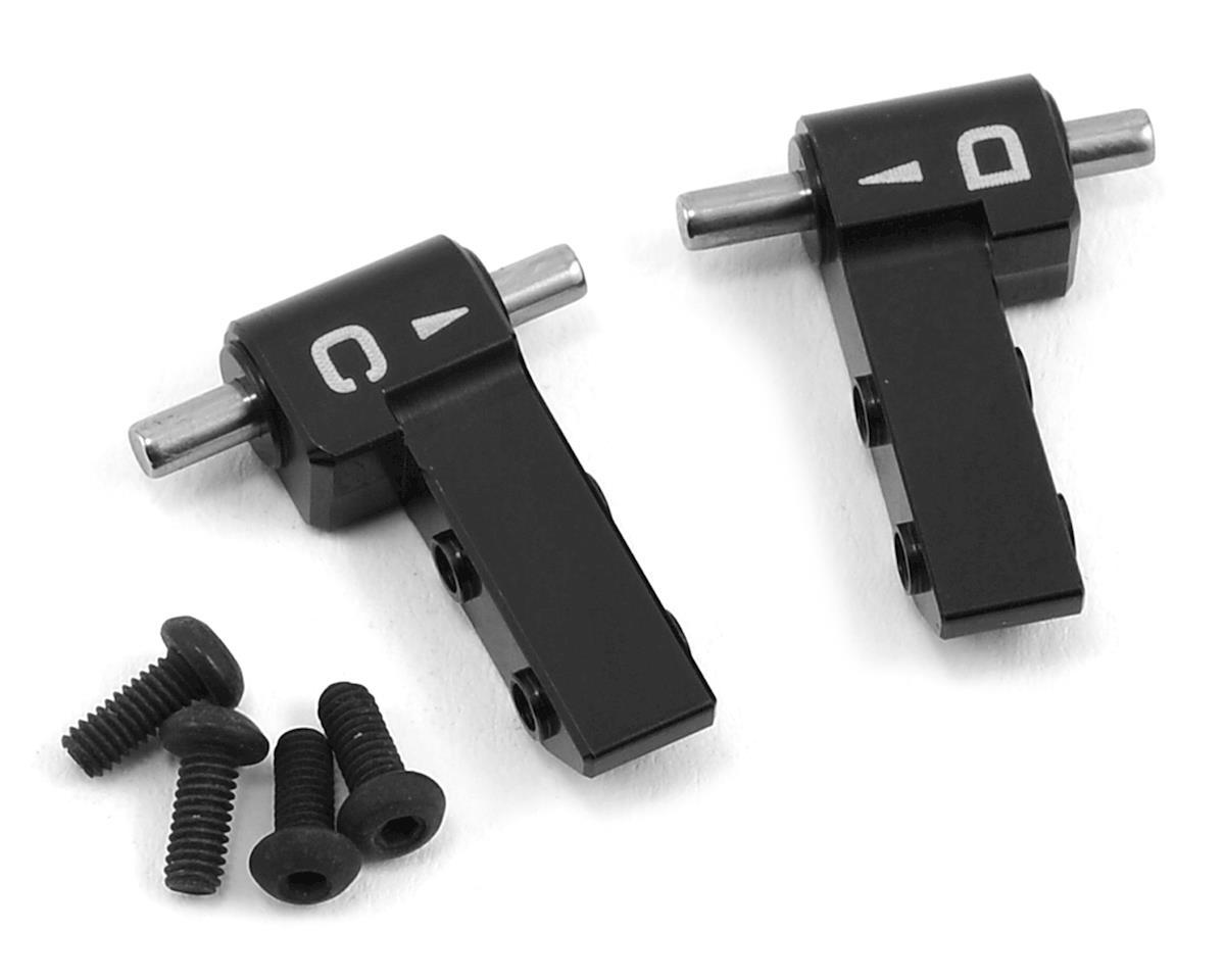 MST FXX-D Aluminum HT Upper Arm (Black) (C & D)