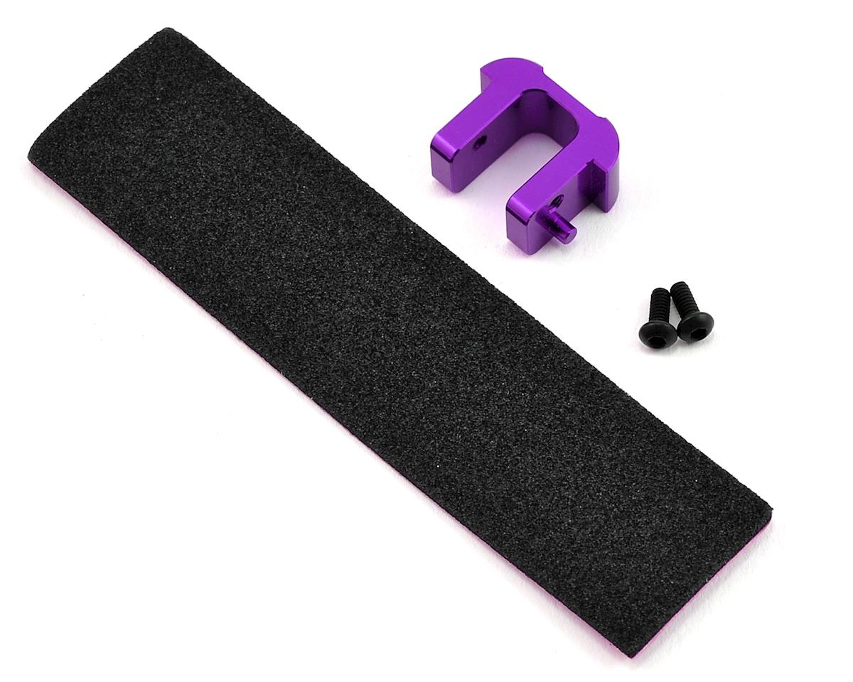 MST FXX-D Aluminum Battery Block (Purple)