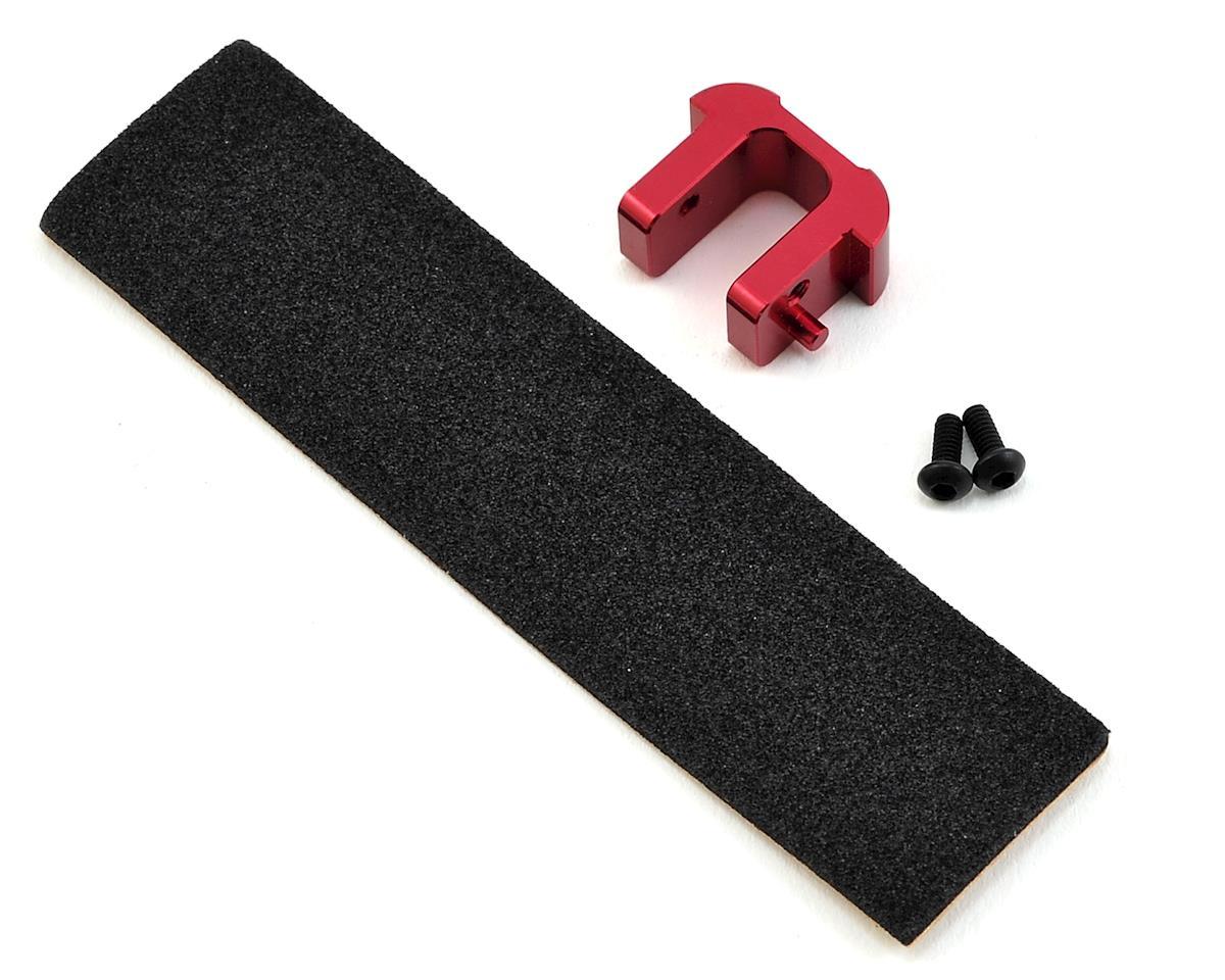 MST FXX-D Aluminum Battery Block (Red)