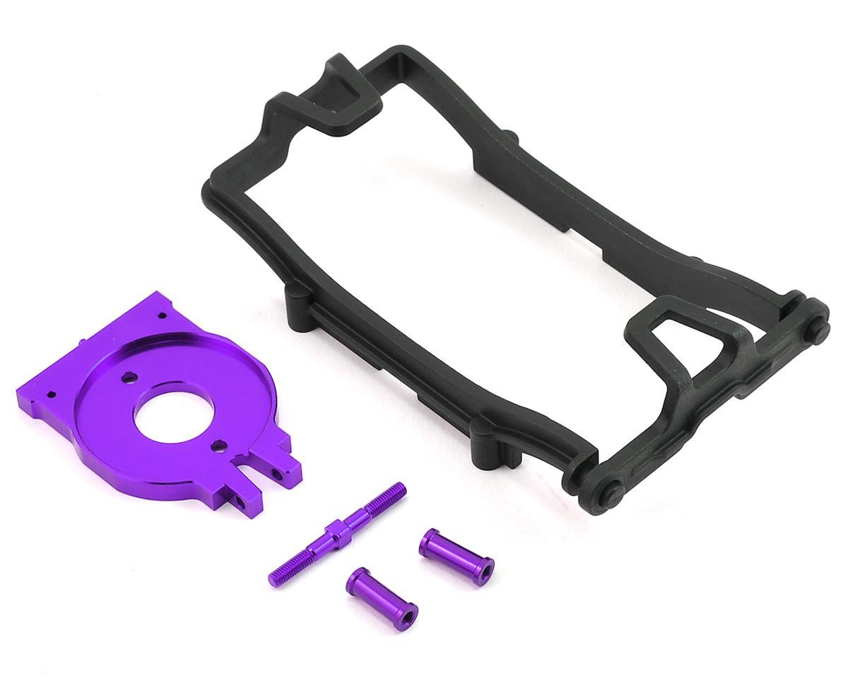 MST FXX-D Aluminum Mid-Motor Set (Purple)