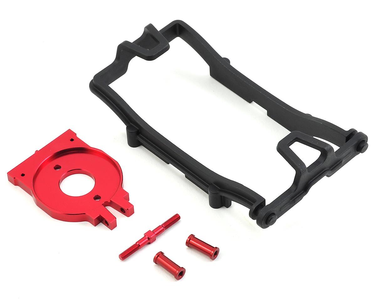 MST FXX-D Aluminum Mid-Motor Set (Red)