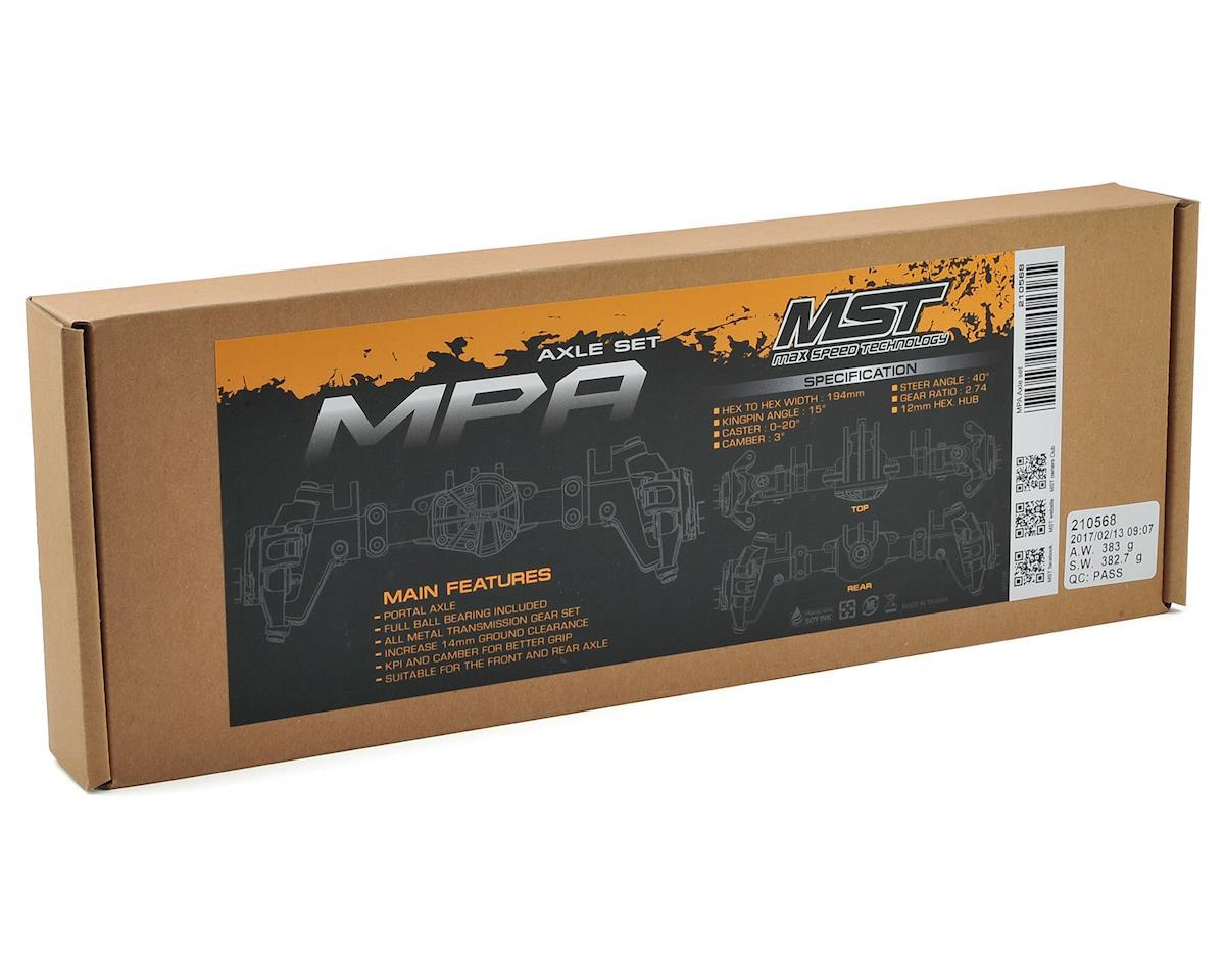 MPA Axle by MST