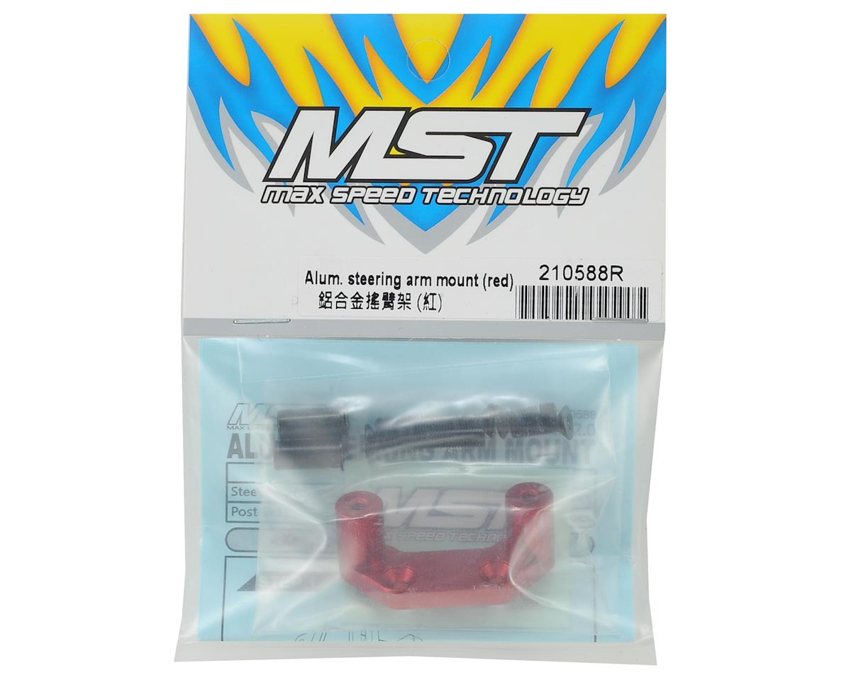 MST Aluminum Steering Arm Mount