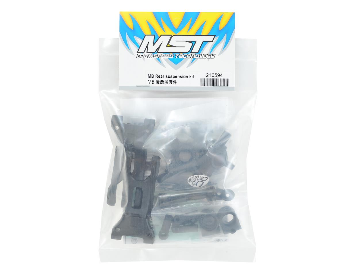 MST RMX 2.0 MB Rear Suspension Kit