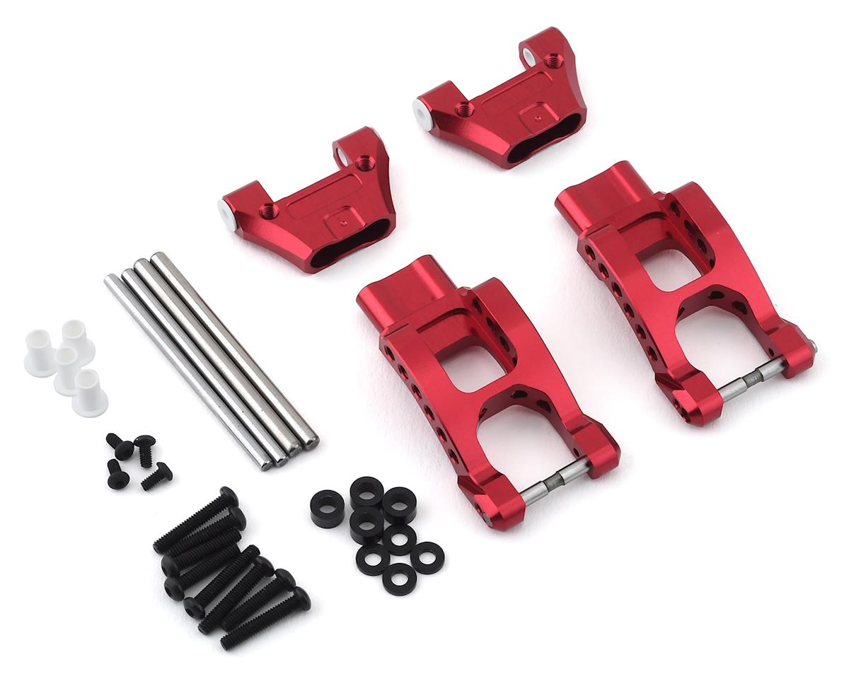 MST RMX 2.0 S Aluminum MB Rear Suspension Kit (Red)
