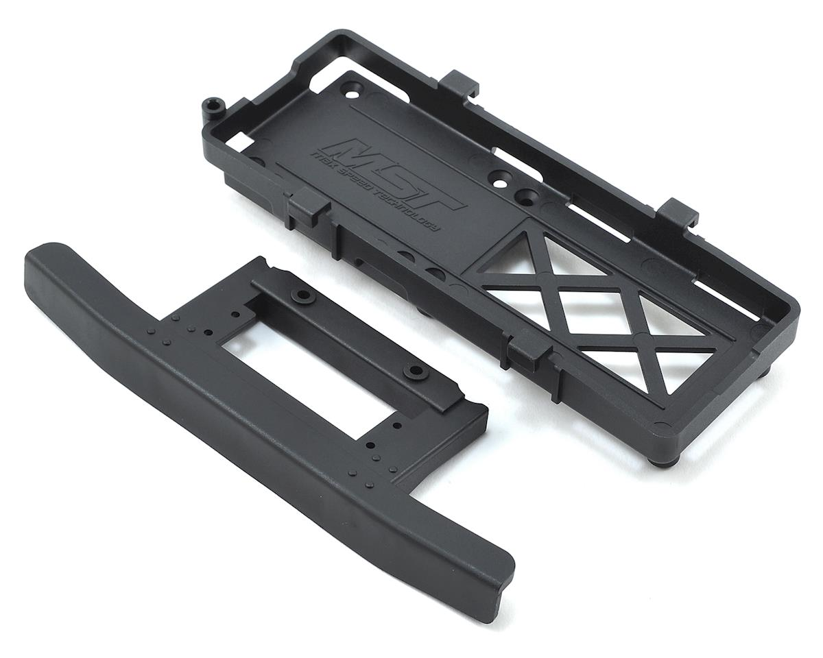 MST Bumper & Battery Mount Set