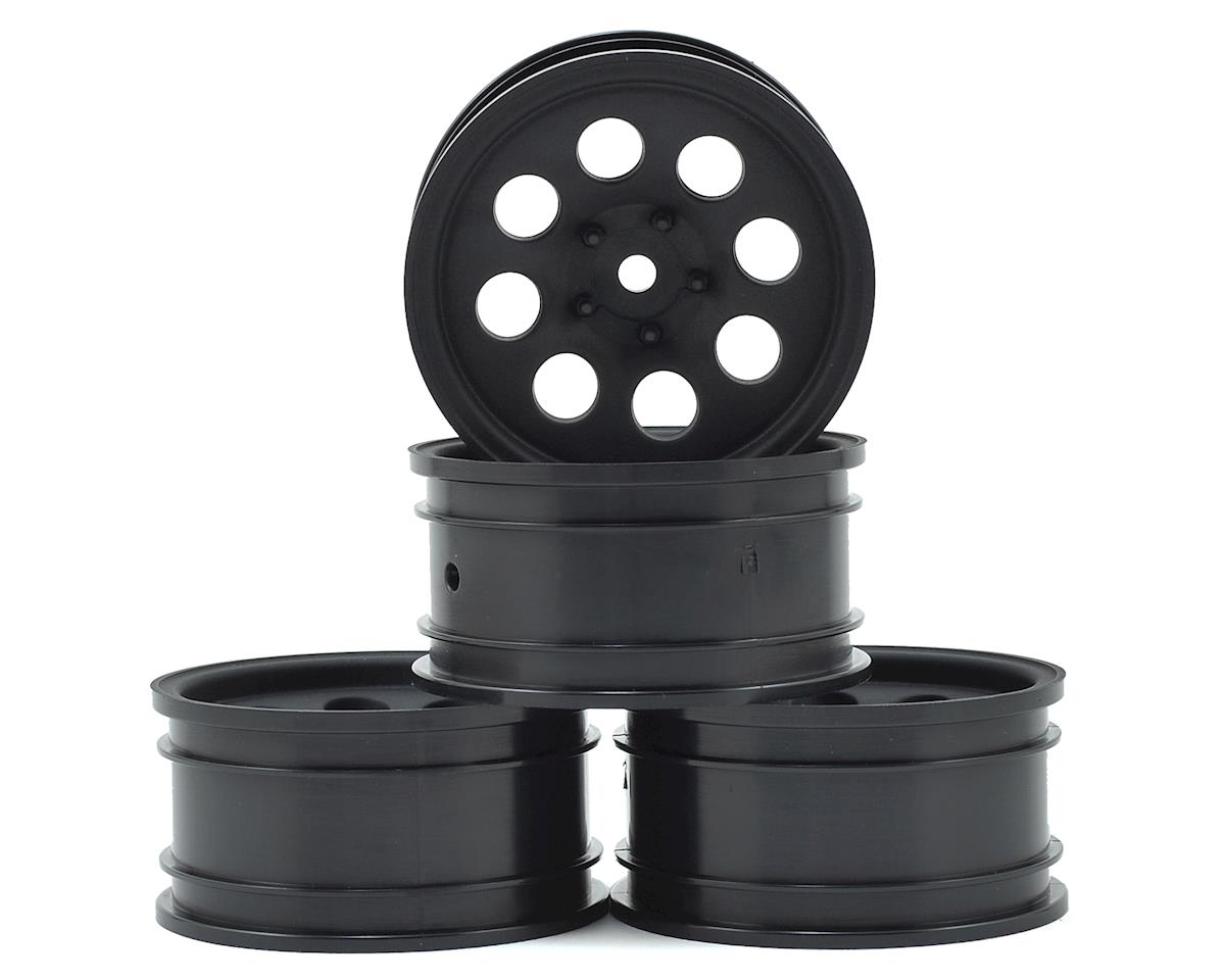 "58H 1.9"" Crawler Wheel (Flat Black) (4) (+5) by MST"