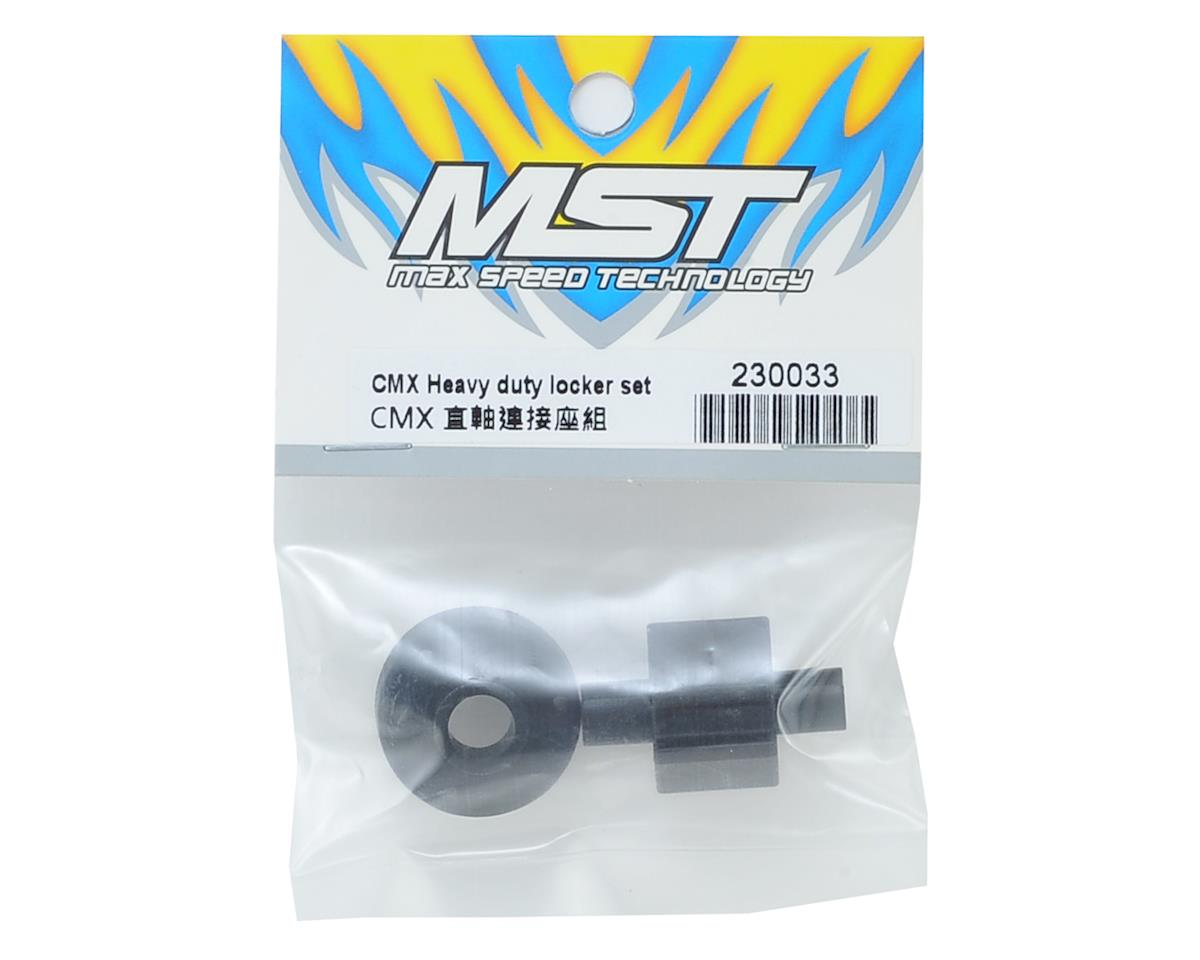 MST Heavy Duty Locker Set