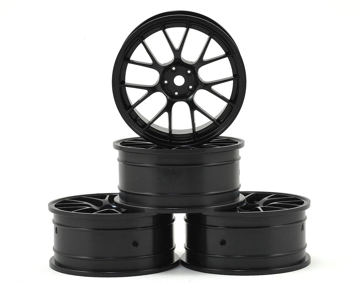 MST 24mm RE Wheel (Black) (4) (+0 Offset)